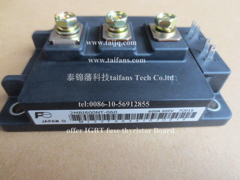 Original nuevo 2MBI600NT 060 IGBT módulo 2MBI600NT060-in Componentes para el aire acondicionado from Electrodomésticos    1