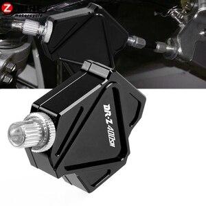 Para Suzuki DRZ 400 SM DRZ400SM DRZ 400SM 2000-2017 accesorios de la motocicleta CNC palanca de embrague para acrobacias sistema de cable de tracción fácil
