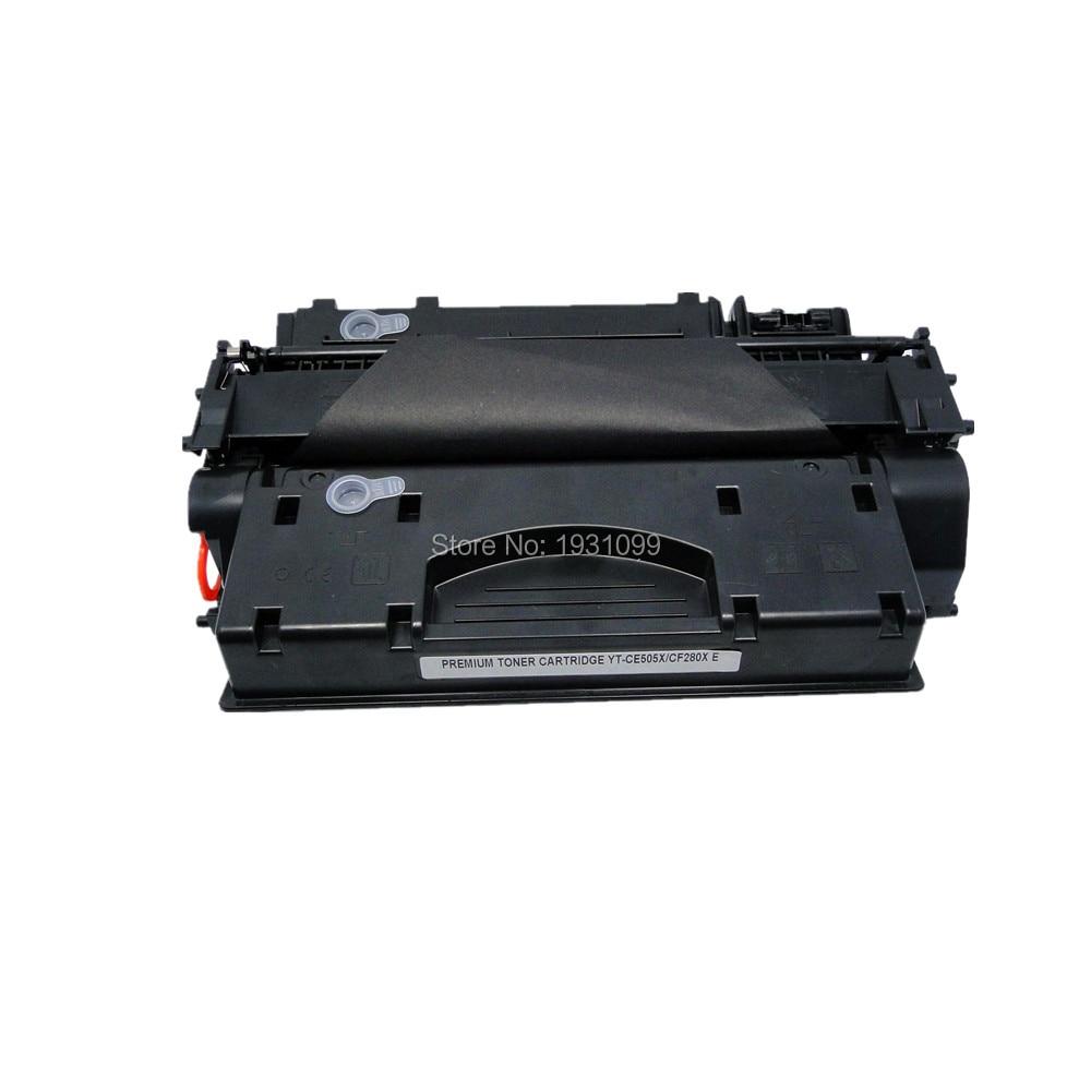 Für hp 05x ce505x schwarz nachfüllbar toner für hp laserjet p2035 p2035n...