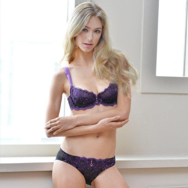 Aliexpress.com : Buy 2017 brand elegant underwear set full ...