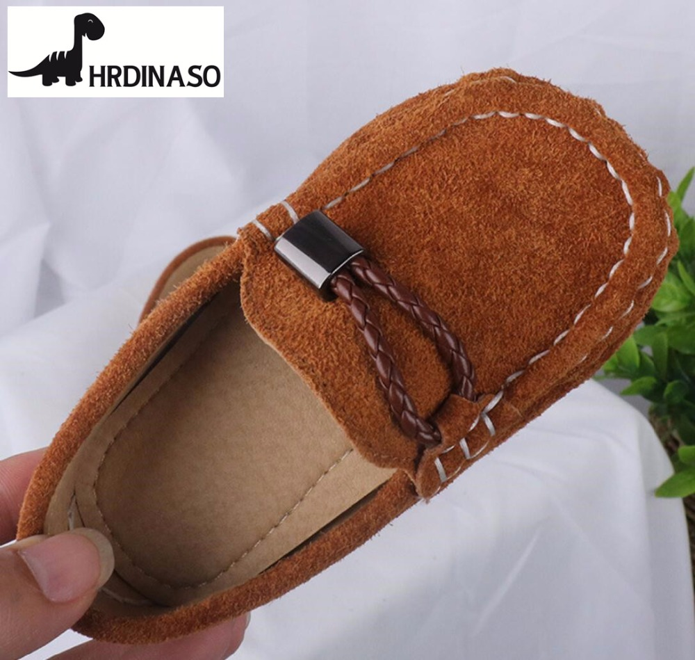 Matte Leather Kids Children Shoes Girls Boys Flats Girls Sneakers Toddlers Flats Fashion Baby Loafers Autumn Leather Shoes new fashion genuine leather children shoes boys girls casual brogue shoes baby breathable flats kids oxford shoes sneakers 03