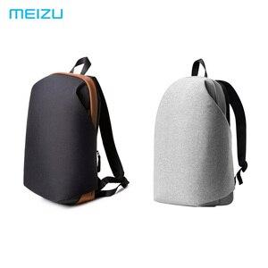Image 1 - Meizu Bag Waterproof Laptop Office backpack Women Men Backpacks School Backpack Large Capacity For Travel Bags Outdoor Pack H20