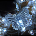 10M 50 led butterfly led string lights AC220V outdoor&indoor Christmas Lights Holiday Party Wedding room Decotation Fairy lights