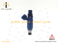 Fuel injector for Mazda ,ford 195500-4310 good quality 195500 4310