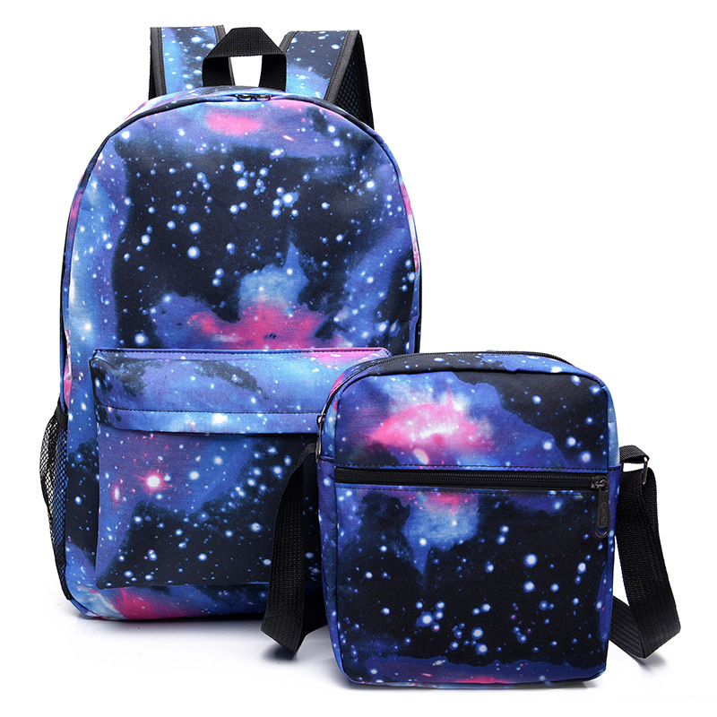 New Luggage Bags Fashion Star Women Men PU Backpack Schoolbags School Bag For Girl Boy Teenagers Casual Travel Bags Rucksacks coulomb princess star backpack for girl school bag orthopedic randoseru japanese pu hasp waterproof baby book bags 2017 new page 6