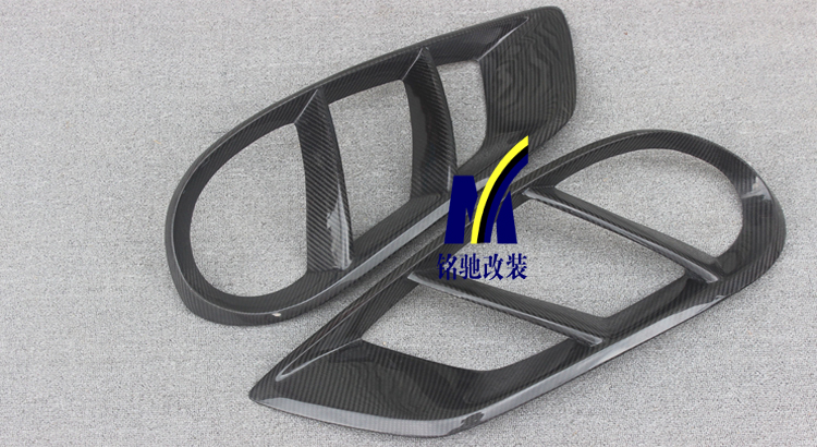 Fit for Mercedes Benz C Class W205 C Class C200L Intake Grille Barbos Front Vent Front Bar Frame|Racing Grills| |  -