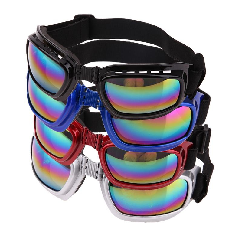 Hot selling Cool Fashion Large Dog Sunglasses Windproof Pet Eye Wear Protection Goggles Pet glasses