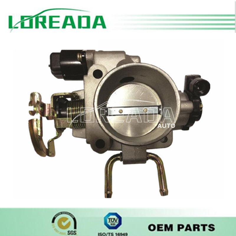 Brand New Orignial Throttle body for JAC SRV JAC Rine   DELPHI system Bore Size 55mm 100% Testing new авто jac s5 в москве