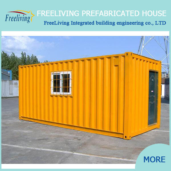Customized Multi Use Prefab Container Houses Ready Made Container