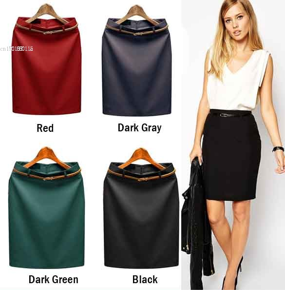 Popular Ladies Wearing Leather Skirts-Buy Cheap Ladies Wearing ...