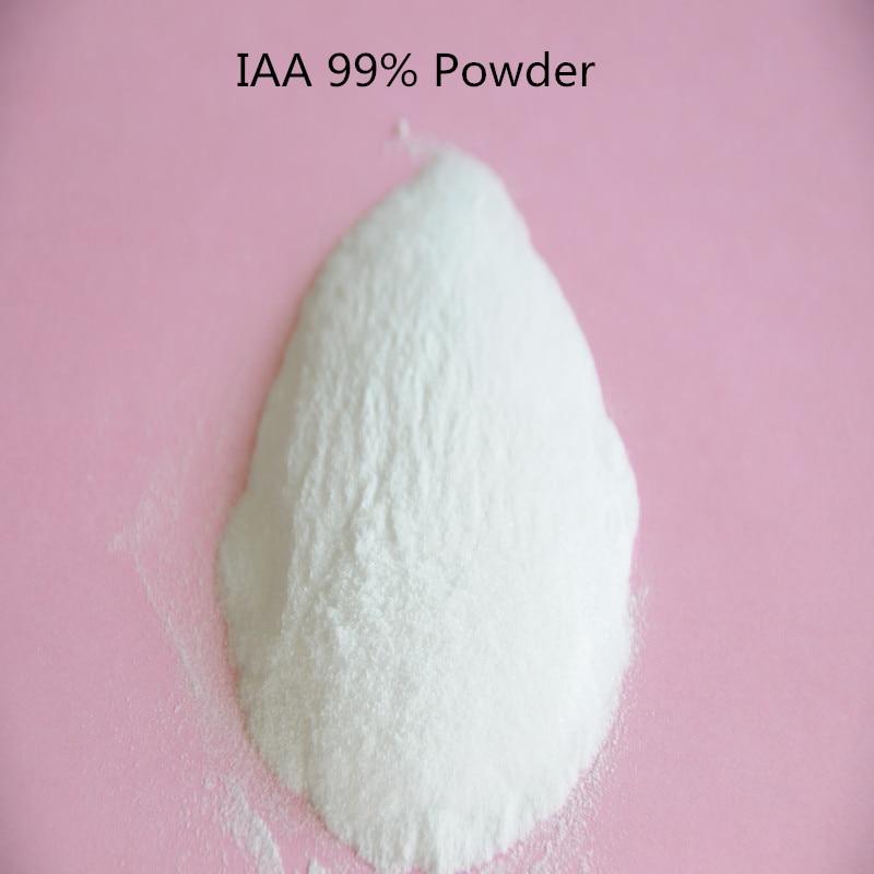 100 gram 3 indolylacetic acid IAA 99 TC low price Free Shipping Plant Growth Regulator