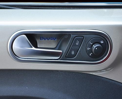 For 13 15 vw volkswagen beetle interior door handle cover - 2001 volkswagen beetle interior parts ...