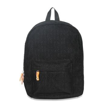 3548G Frauen Leinwand Casual Daypacks Rucksack rucksäcke für teenager mädchen reisen zurück