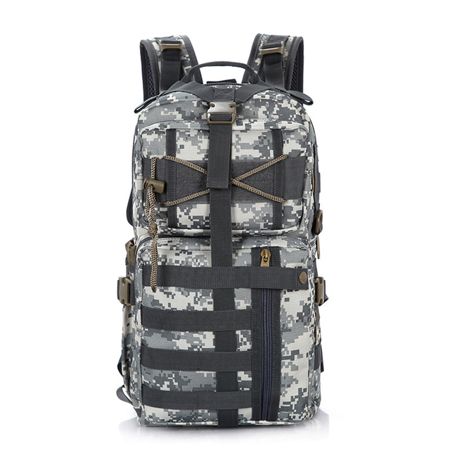 172bba8d127c Military Backpack Bag Rucksacks Tactical Backpack Men Hiking Backpacks  Tactical Bag Molle Outdoor Camping Backpack Sport Bag