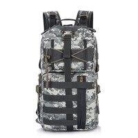 Military Backpack Bag Rucksacks Tactical Backpack Men Hiking Backpacks Tactical Bag Molle Outdoor Camping Backpack Sport Bag