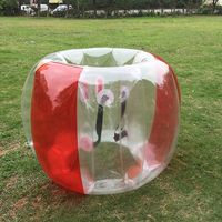 inflatable bubble soccer ball bumping soccer football Play Water Fun Pool toy Games for adult kids beach party amusement park