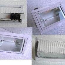 150 Вт Металлогалогенная лампа отражатель, приспособление, R7S розетка