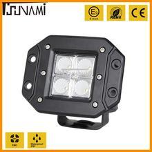Regulowany światło robocze LED Super jasne reflektor powodzi światło pracy na Off road ciągnik siodłowy przyczepa do łodzi 4x4 SUV ATV