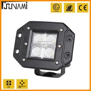 Image 1 - Verstelbare LED verlichting Super heldere schijnwerper flood verlichting voor Off road Truck Tractor Boot Trailer 4x4 SUV ATV