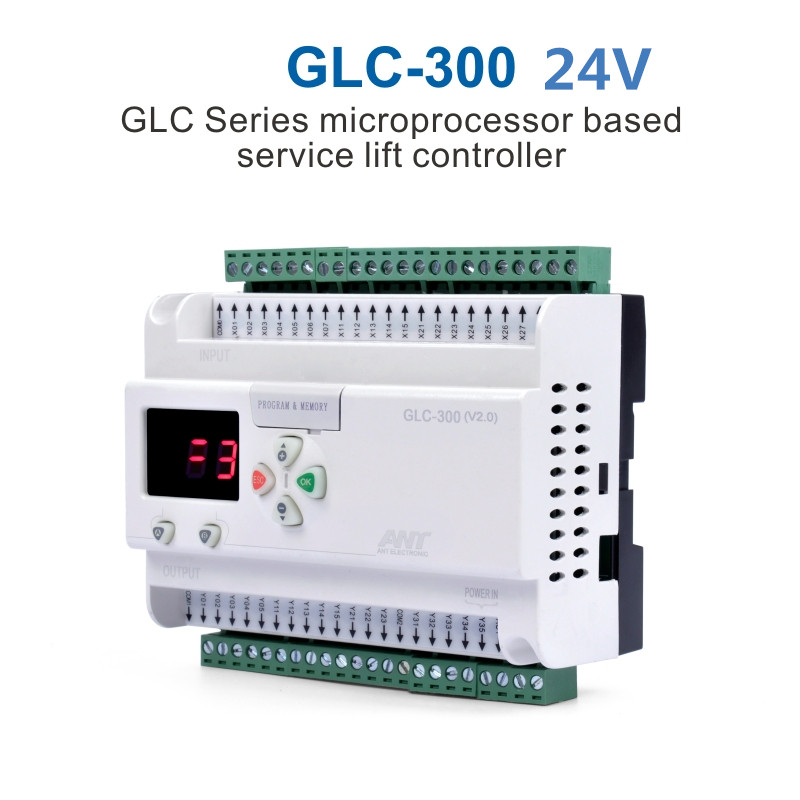 Microprocessor Based Service TractGLC Series Microprocessor Based Service Lift Controller,Electric Dumbwaiter Controller GLC-300 number