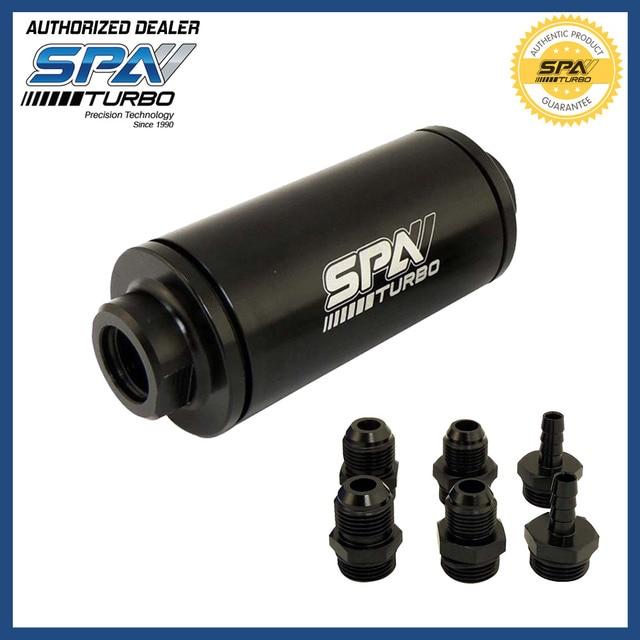E85 E100 reusable racing fuel filter AN 10 10AN AN10 8AN 8mm ...