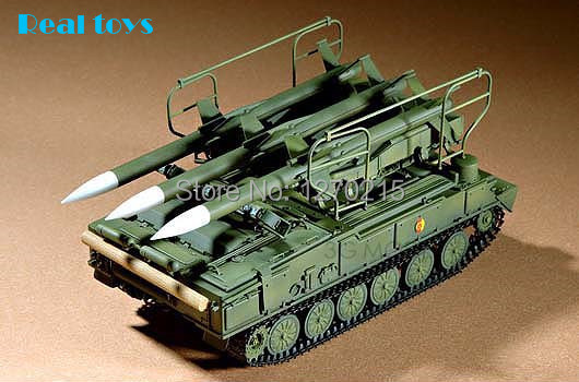 Trumpeter 00361 1/35 Russian SAM-6 antiaircraft missile