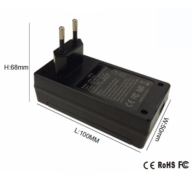 1 PCS 5V2A AC to DC Mini Adapter Uninterruptible Power Supply UPS Provide Emergency Power Backup to CCTV Camera without Battery