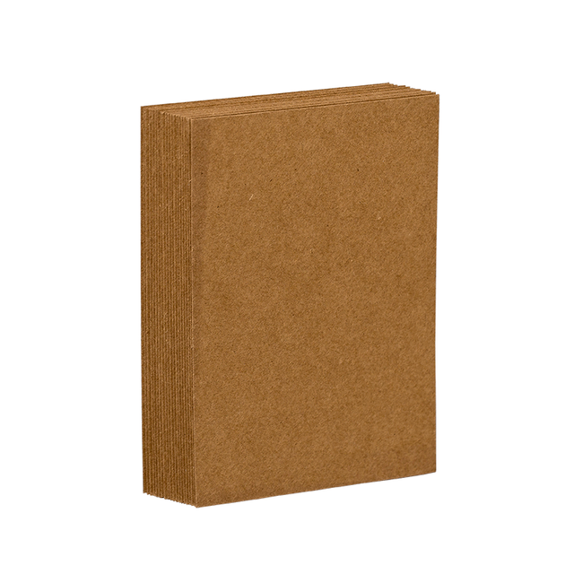 (20 sheets/lot) DIY Blank Postcard White Card Paper Scarpbooking Graffiti Greeting Card Black and White Kraft Paper Card 8