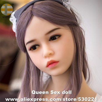 Top Quality WMDOLL Head For Japanese Silicone Sex Doll Realistic Adult Love Dolls Heads With Oral Sexy