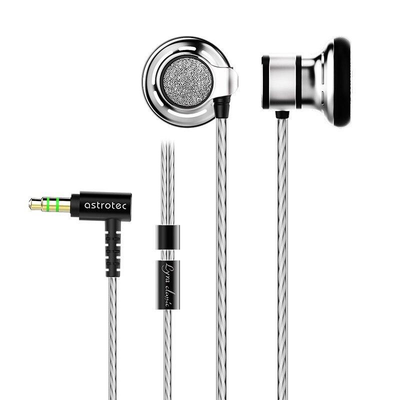 2017 plus récent Astrotec Lyra classique mise à jour Version dynamique haute résolution plat Hifi DJ moniteur stéréo casque écouteur en métal