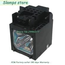 TV lamp met behuizing XL 2100/XL2100 voor Sony KF 50WE620/KF 60SX300/KF 60WE610/KF WE42/KF WE42S1/KF WE50 grote Korting