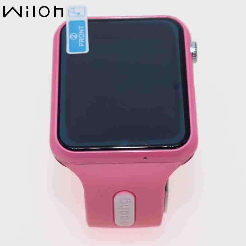 GPS tracker watch kids hot smart watches SOS Call Location Device Tracker camera Anti-Lost Monitor waterproof pink V5K