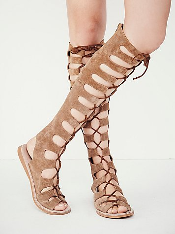 Top Selling Open Toe Lace Up Flat Gladiator Strappy Sandals Fashion Slingback Sandal Boots Beach Vocation Dress Shoes Woman