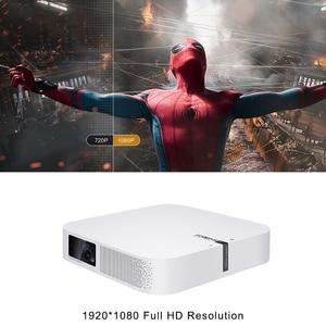 Image 5 - XGIMI Z6 Polare Mini portatile smart home theater 3D Android 6.0 wifi 1080P Full HD Home Cinema Bluetooth proiettori