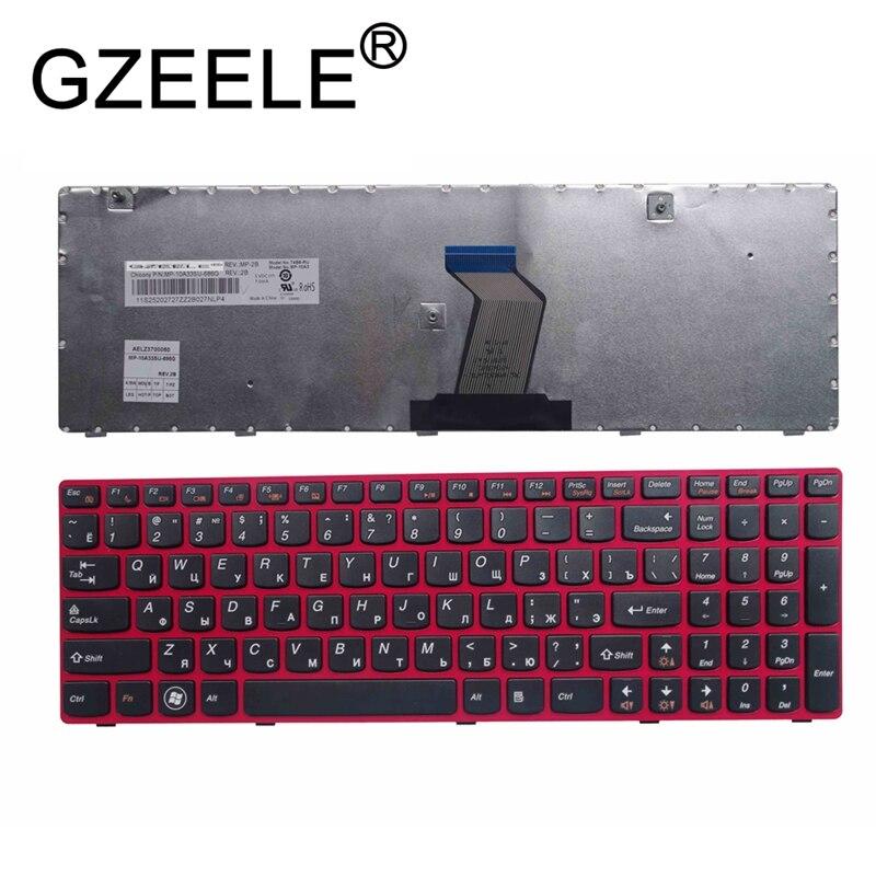 c5c282cc2b2 GZEELE NEW FOR Lenovo ideapad G580 Z580A G585 Z585 G590 Z580 G580A N580  N581 N585 N586