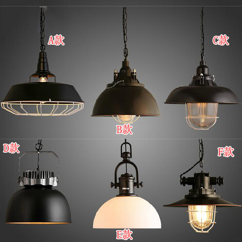 Northern Eurpean Vintage Style Pendant Lamp Wrought Iron Cover Lamp Coffee Shop Decoration Bars Light Free Shipping northern europe retro loft style wrought iron adujstable wall light coffee shop bars light aisle decoration lamp free shipping