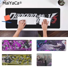 MaiYaCa New Danganronpa V3 Customized MousePads Computer Laptop Anime Mouse Mat Free Shipping Large Pad Keyboards