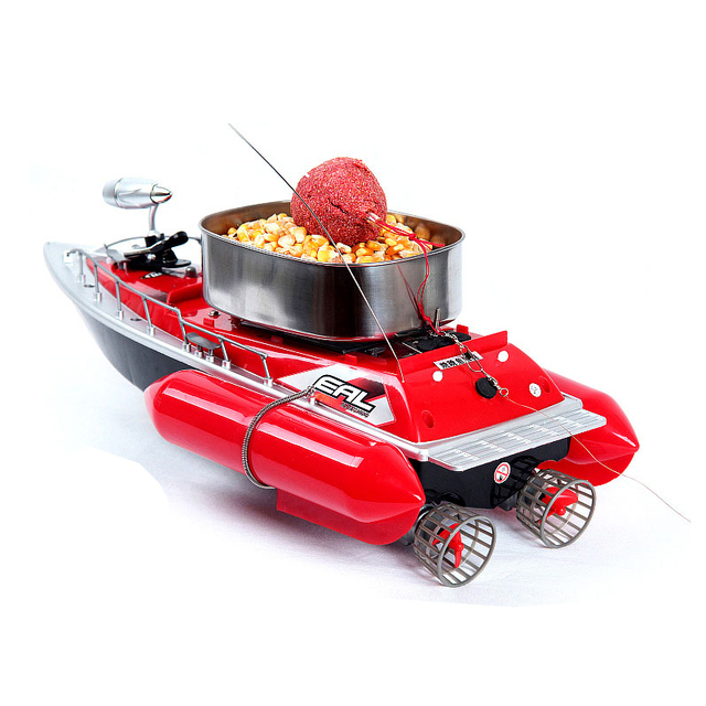 2016 Newest T10-B mini fast electric rc bait fishing boat 280M Remote Fish Finder boat fishing Lure boat rc boat