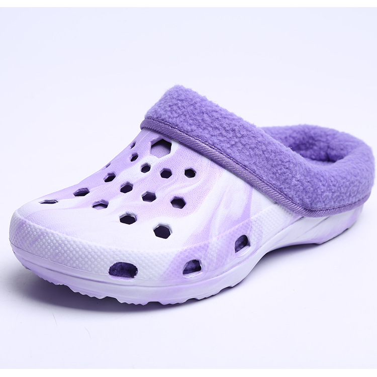 3ea88be68dda7 Authentic Slippers Kids Croc Clog Shoes Winter Casual Classic Boys Girl  Children Fuzz Lined Sneakers Winter Fur Garden Sandals