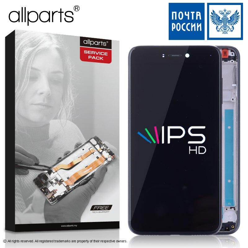 5.2 Affichage D'origine Pour HUAWEI Honor 8 Lite LCD Écran Tactile avec Cadre pour Huawei Honor 8 Lite PRA-TL10 affichage LCD Capteur