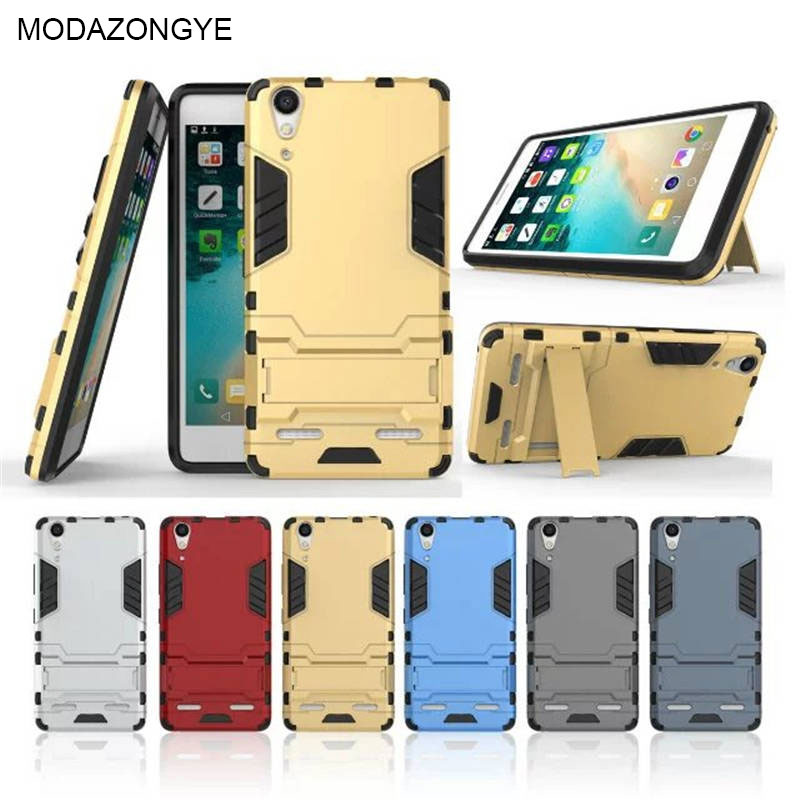 <font><b>Lenovo</b></font> A6010 A6000 Case Hybrid Silicone +TPU Case Cover For <font><b>Lenovo</b></font> <font><b>A</b></font> <font><b>6010</b></font> A6010 Plus A6000 Plus Case Phone Protectiv Back Cover image