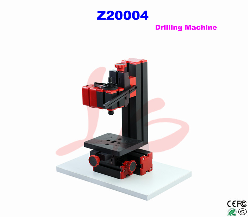 Mini DIY modeling tools small Drilling Machine Z20004 DIY drill lathe driller for 6 in1/8 in1 kit adjustable double bearing live revolving centre diy for mini lathe machine
