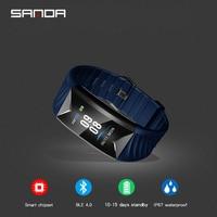 New Bluetooth Smart Sport Watch Men Women Heart Rate Blood Pressure Health Monitoring Watches Sports Waterproof Wristwatch