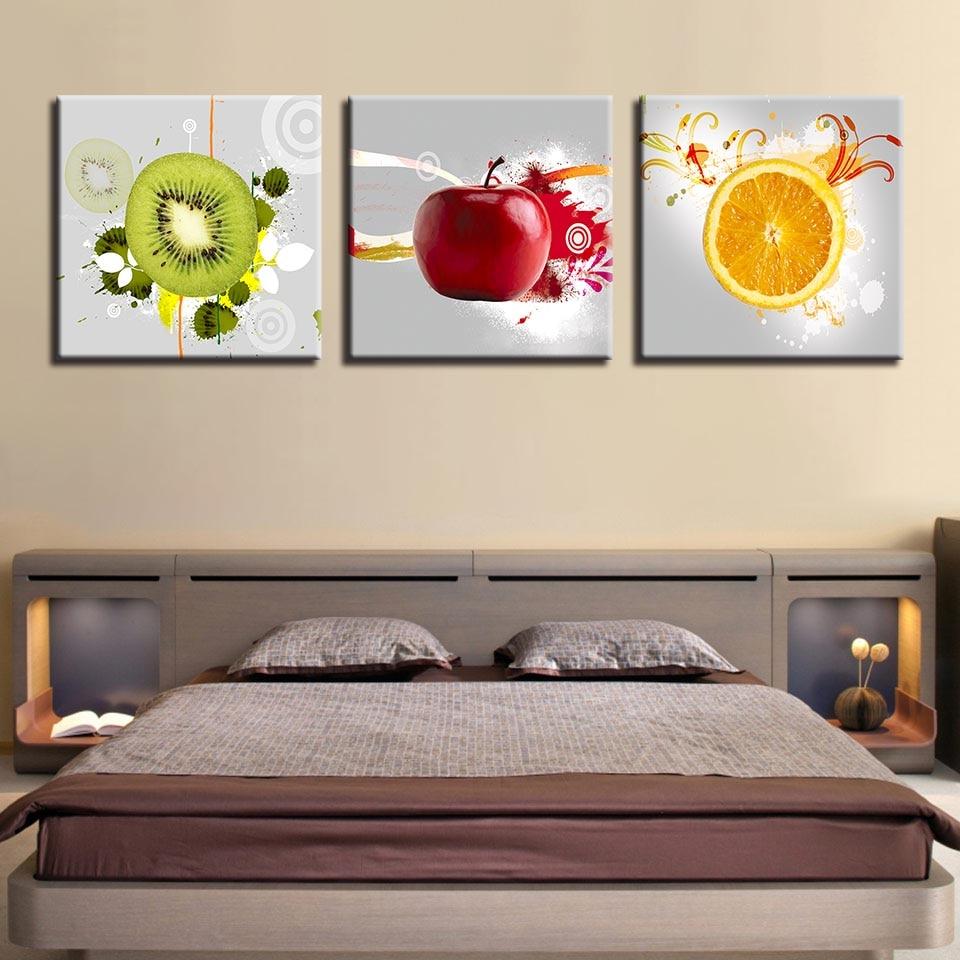 HD Prints Canvas Home Decor Wall Art Kitchen Poster 3