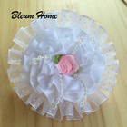 white lace flower 2p...