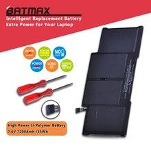 Batterie pour ordinateur portable de 13 pouces A1405 A1466, pour Apple Macbook Air, a1405 A1496 A1377 A1369, fin 2010, mi 2011, 2013, début 2014