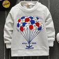 LM Brand Boy Spring Autumn Long Sleeve T-shirt Children Cartoon 100% Ccotton T shirt Kids Clothing for Boys