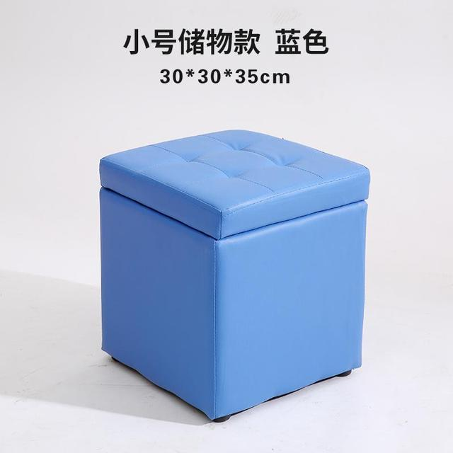 Sensational Us 49 54 32 Off Leather Folding Organizer Storage Ottoman Bench Footrest Stool Coffee Table Cube Camping Fishing Stool Quick And Easy Assembly In Ibusinesslaw Wood Chair Design Ideas Ibusinesslaworg