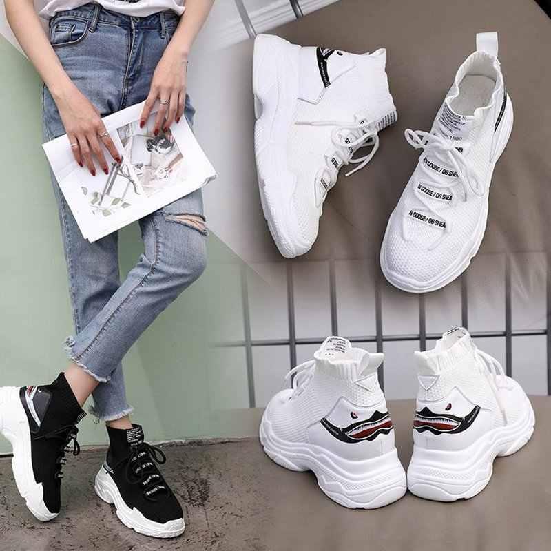 b456f80ba ... Новинка 2018, женские кроссовки, женская обувь на плоской подошве,  лоферы на платформе,