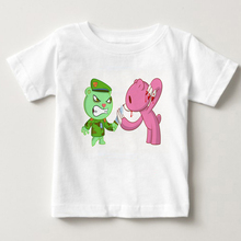 где купить summer children T shirt Gloomy Bear T shirt babys boy and girl Short sleeved pure cotton tshirt size S-3XL kids tshirt T-shirt по лучшей цене